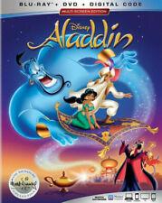 Aladdin (Blu-ray, 1992, Signature Edition)