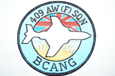 RCAF CAF Canadian 409 AW Fighter BCANG Squadron Patch Crest