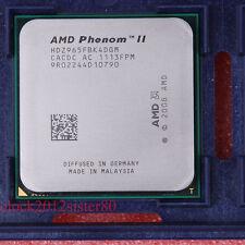 Good working AMD Phenom II X4 667 MHz 3.4 GHz Socket AM3 CPU 965 HDZ965FBK4DGM