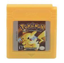 Pokémon Yellow Version: Special Pikachu Edition (GBC)