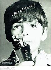PUBLICITE ADVERTISING  016  1967  Jean Dessès  parfum femme Kallispera