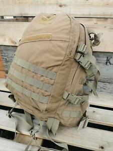 Dutch Army 35L Grab Bag Rucksack Backpack Daysack Molle Desert Coyote Genuine