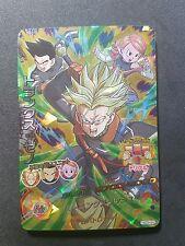 Dragon ball z   gohan sjj2 carddass  dragon ball heroes card hgd9-54