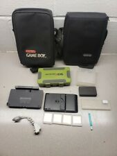 Official Nintendo 3ds ds Gameboy lot Gameboy color Case Sp TAKE A LOOK