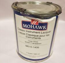 Mohawk Classic Instrument Lacquer - Clear Gloss (Nitro)