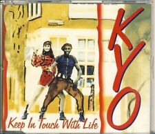 KYO - keep in touch with life  4 trk MAXI CD  1995