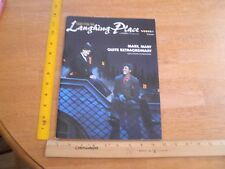 Tales from the Laughing Place Disney Magazine Mary Poppins on Broadway 2007 HTF