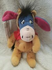 Eeyore as Pooh Halloween Disney retired NEW bean bag beanie