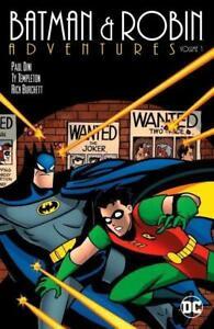 Batman & Robin Adventures Volume 1