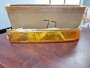 98 99 00 01 02 03 FITS CHEVY S-10 S10 FRONT LEFT SIDE SIGNAL LIGHT 16525393 #77