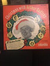 Christmas With Arthur Godfrey And All The Little Godfreys Vinyl