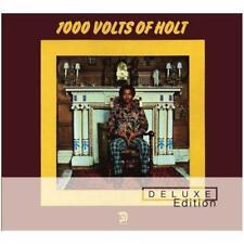 JOHN HOLT – 1000 VOLTS OF HOLT DELUXE 2CD SET (NEW/SEALED) Trojan