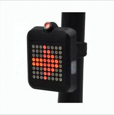 LUCE POSTERIORE indicatori direzione - stop smart led bici bicicletta MTB BMX