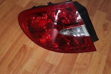 05-09 BUICK LACROSSE CXL V6 3.8L LEFT DRIVER TAIL LIGHT TAILLIGHT LAMP 10393853