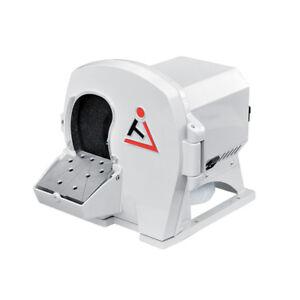 Dental model trimmer for dental lab for trimming gypsum or refractory cast