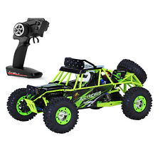 WLtoys 12428 RC Off-road Car Truck Crawler 1:18 Scale 2.4G 4WD Vehicle Toy EU