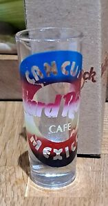 Hard rock cafe shot glass - Cancun, Mexico