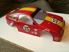 1/12 Honda CRX painted racecar body for Tamiya M05 M07 chassis