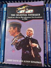 More details for doctor who the celestial toymaker blue spine virgin hartnell dr target reprint