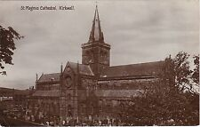 St. Magnus Cathedral, KIRKWALL, Orkney Islands RP