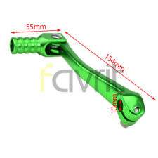Green Folding Shift Lever Pedal Gear For Honda CRF50F SDG SSR Dirt Pit Bike