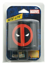 Deadpool Logo Nite Lite Marvel Comics Universe Night Light X-Force Brand New MIP