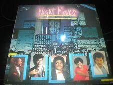 Night Moves - Le romantique Sound of the City - Disque Vinyle LP Album - Ne 1255