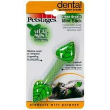Petstages Catnip & Dental Health Cat Toys Mint Stick