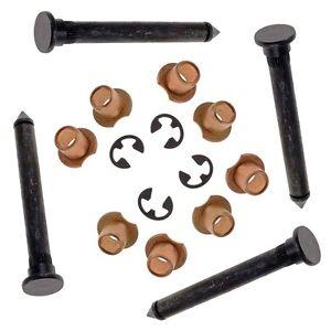 Dorman 38397 Set of 4 - Door Hinge Pins and Bushings Kit Fits # 80406-V5002