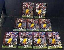 HEATH SHULER 1994 Upper Deck SP Rookie LOT of ( 9 ) Foil Cards #2 Redskins