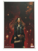 Marvel's Agents Of Shield Lithograph Print Art Of Level 7 by Stephanie Hans