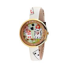 Orologio MINI WATCH 3D ref. MN999 mod. WONDERLAND Donna in pelle bianco perla