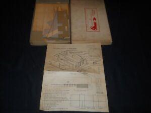 TT Scale Jewel Models Basic Post Office Kit