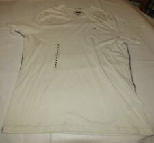 Mens Hilfiger Denim An American Original short sleeve t shirt Off White XL NWOT