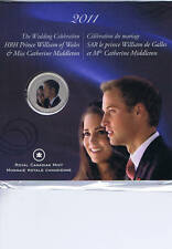 Prince William and Kate Middleton 25 cent
