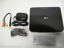 LG DP450 Portable DVD Player - AS IS - For Parts Accessories