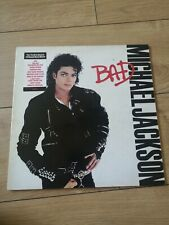 Michael jackson bad vinyl lp
