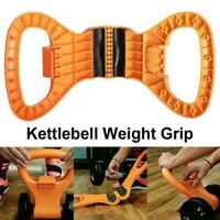 Fitness Adjustable Kettle Bell Kettlebell Grip Weight Crossfit Hot Home B