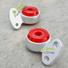 For BMW E46 3 Series Front Lower Suspension Wishbone Arm Bushes Kit One Pair