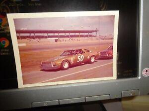 1973 AJ Foyt No. 50 Purolator Chevrolet 3x5 NASCAR Photo