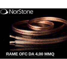 Norstone cl 400 Cavo Altoparlanti bipolare 2 x 4.00mmq