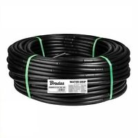 50m / 100m Drip Line Watering Irrigation Drip Soaker Plant Watering Pipe