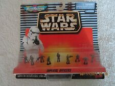 Star Wars Micro Machines Collection-Imperial Officers  ***NEW***