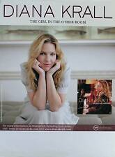 Diana Krall 2004 Girl In The Other Room Original Promo Poster