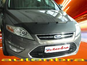 BONNET BRA fit FORD MONDEO MK IV 2007 - 2013 STONEGUARD PROTECTOR TUNING