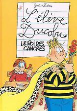 L'eleve Ducobu Le Roi Des Cancres   Godi Zidrou   Editions France Loisirs 2004