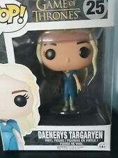 Game of Thrones S8-Daenerys NEW IN BOX Funko-Pop Keychain Blanc Manteau