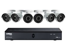 NEW Lorex 8 Channel 1080p HD Security System 1TB DVR with 6 4MP Bullet Cameras