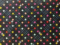 Bake From Scratch Blue Michael Miller Fabric FQ More 100/% Cotton 56cmx45cm