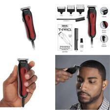 Wahl Professional Hair Trimmer Clipper Haircut Kit T Blade Liner Bump Shaver New